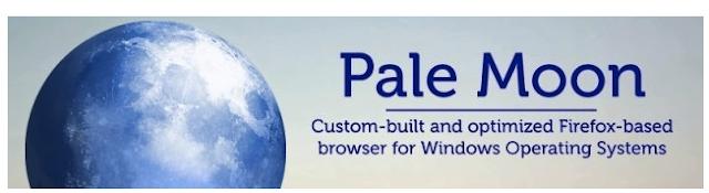 Pale Moon 26.2.0 Offline Installer 2016