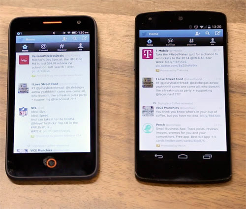 Ricko Web: Les applications Firefox OS débarquent sur Android