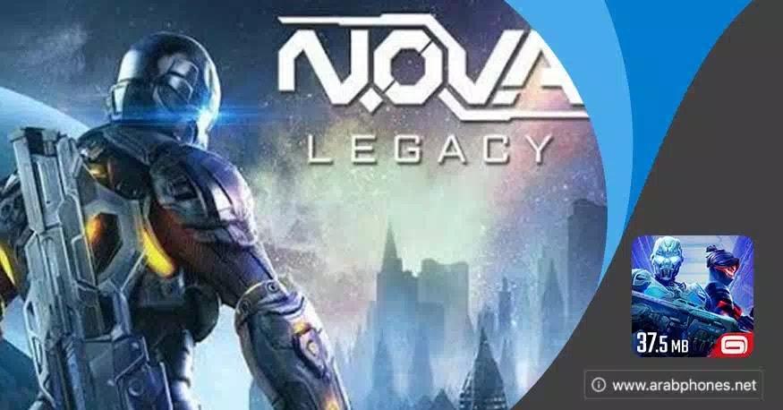 تحميل لعبة n.o.v.a legacy مهكرة من ميديا فاير