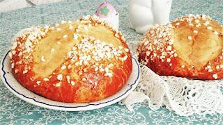 Uskršnja pogača ( Pinca ili Sirnica ) / Easter bread
