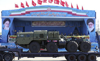 Iran deploys S-300 missiles around nuclear site