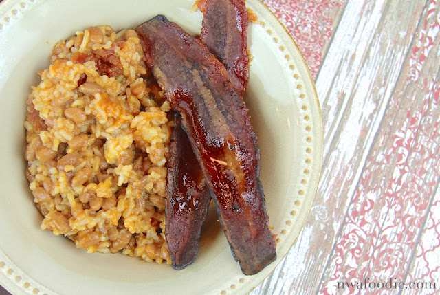 Better Than Boston Baked Beans Riceland Foods #sponsored (c)nwafoodie