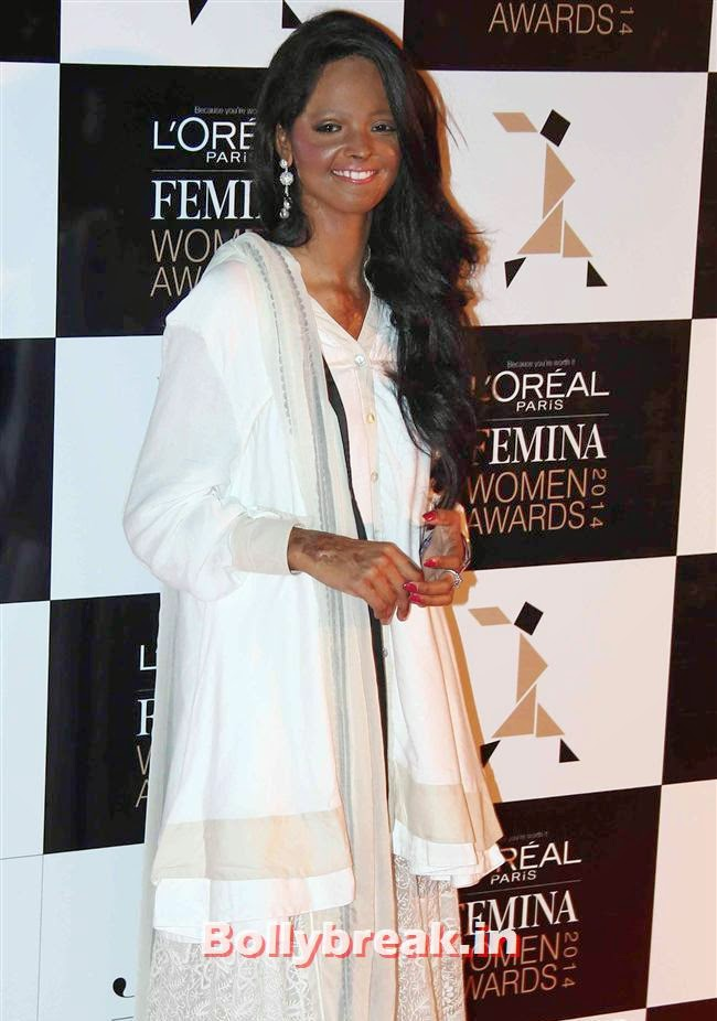 L'Oreal Paris Femina Women Awards 2014, L`Oreal Paris Femina Women Awards 2014