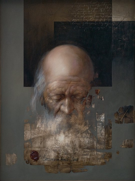 Resultado de imagen de Painter Konstantin Kacev