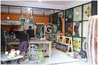 workshop pembuatan kaca patri