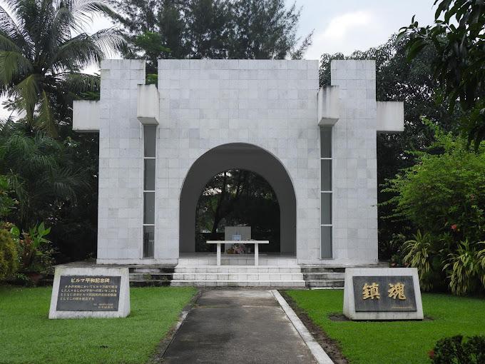 ヤンゴン日本人墓地