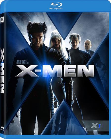 X-Men (2000) 1080p Blu ray REMUX 23GB mkv Dual Audio DTS-HD 5.1 ch