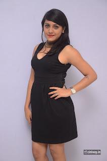 Actress-Sanjana-Stills-at-Trayam-Movie-Teaser-Launch