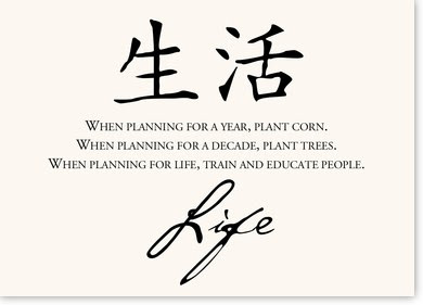 Famous Quotes About Life Chinese