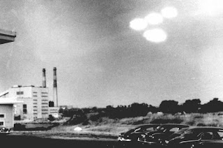 Salem, Massachusetts - July, 1952 UFO