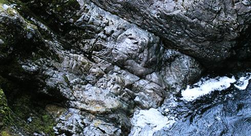 Little Qualicum Falls Vancouver Island