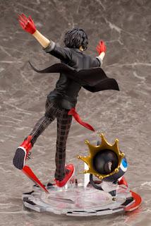 ARTFX J Ren / Shujinkou (Protagonista) y Morgana de Persona 5: Dancing Star Night
