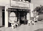 Photograph of Murray's shop on Brookmans Park's Bradmore Green in 1994. Image from N Akers