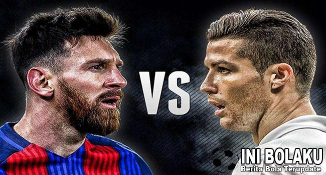 #KerenMana?, Messi Atau Ronaldo Dalam Hal Ini?