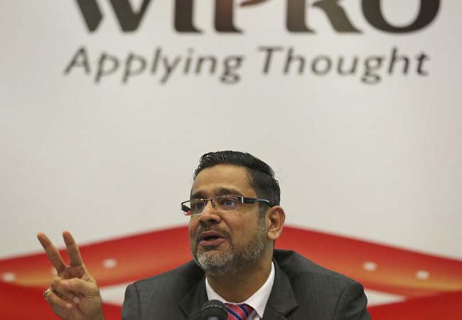 Wipro increased Q1 net profit up 11% to $307.55 million