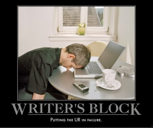 Day 20 - Writer's Block and Mining for Ideas Through Generators