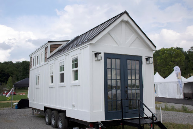 Maverick tiny house