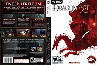 Dragon Age: Origins Cover