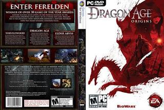 Dragon Age: Origins Cover