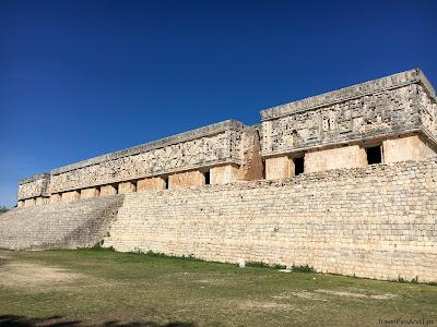 Palais du Gouverneur, Uxmal, Ruta Puuc, Mexique