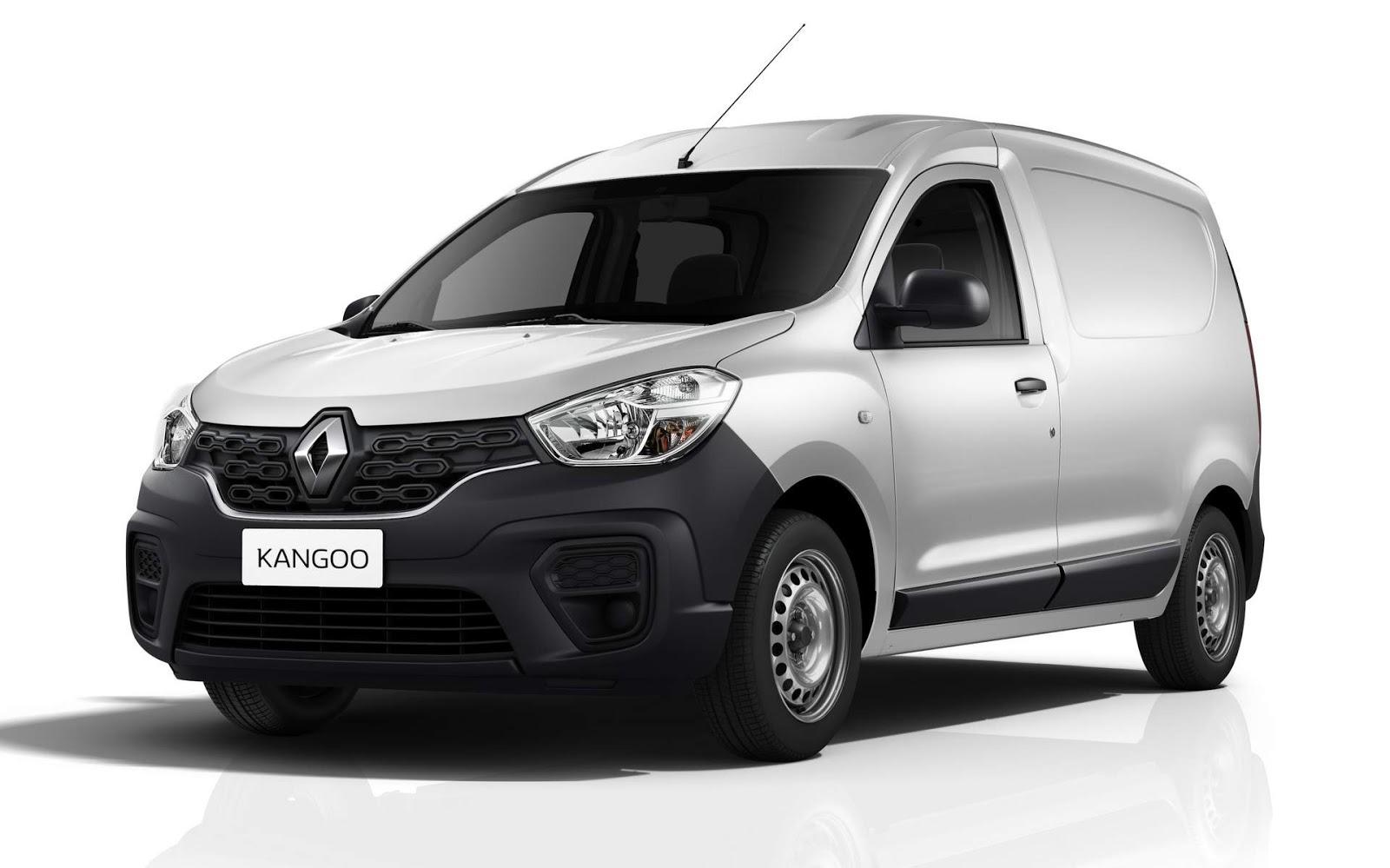 novo renault kangoo chega argentina por r 59 mil car blog br. Black Bedroom Furniture Sets. Home Design Ideas