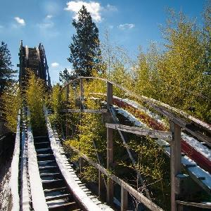 Abandoned Geauga Lake Esc…