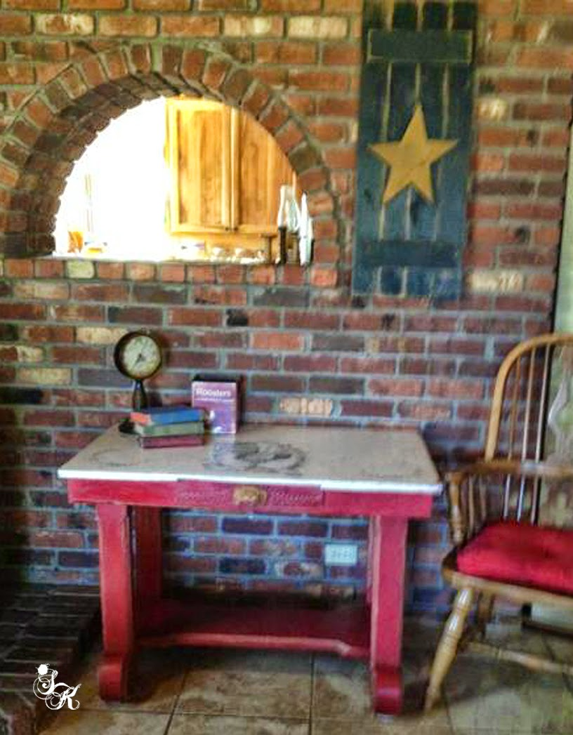 Antique Farmhouse Chairs