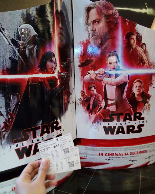Movie Review : Star Wars The Last Jedi