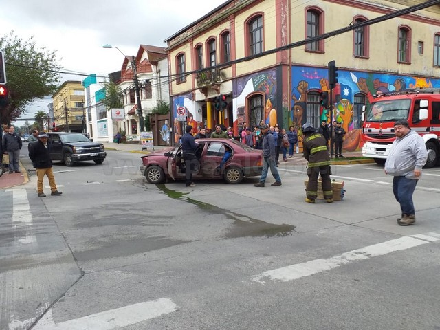 Accidente Osorno