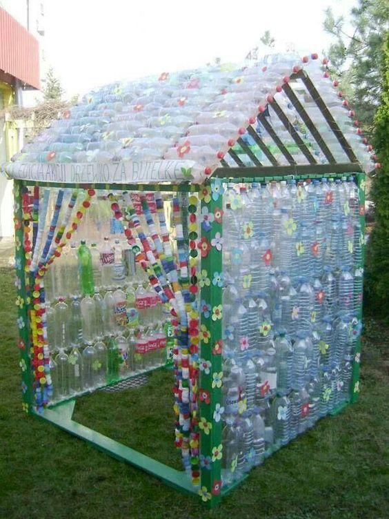 Juegos De Exterior 100 Reciclados Reciclaje Nº1 Aprendiendo Con