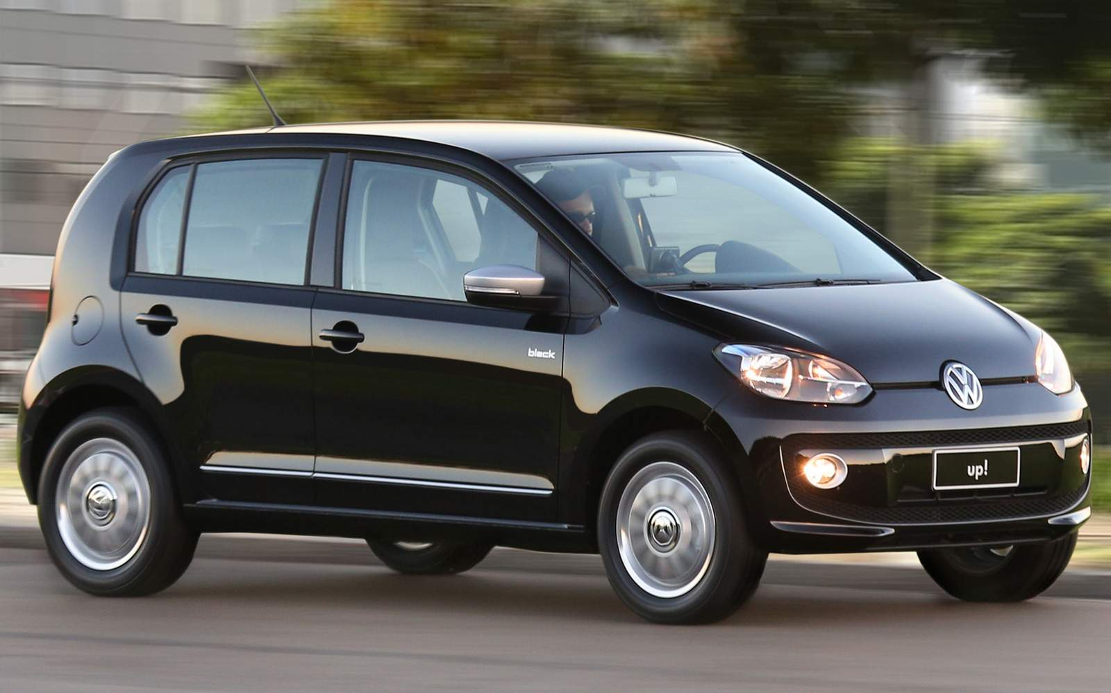 Volkswagen Black-up! 2014