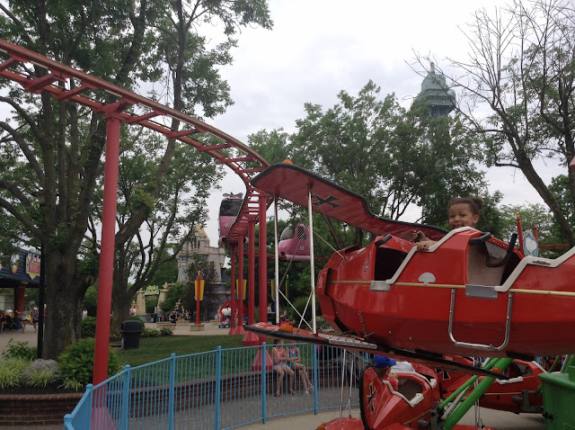 Red Baron  #KIFirstTime