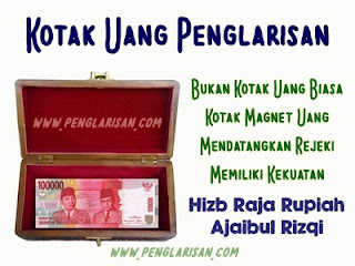 Kotak Uang Penglarisan