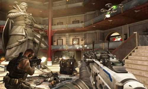 Download Call of Duty Black Ops 2 MP Highly Compressed