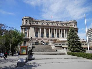 Bucarest in giornata