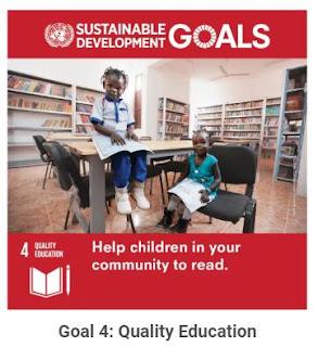 Refleksi Perpustakaan dan Pustakawan dalam Mendukung SDG's