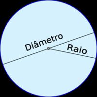 Diametro de piscina redonda