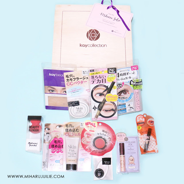 belanja makeup jepang di kay collection