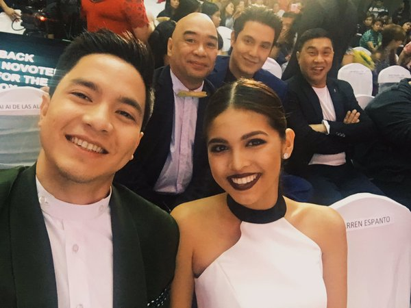 AlDub meets KathNiel and James Reid! What happened was shocking!