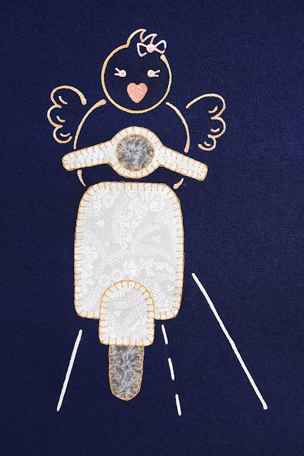 camiseta-vespa-pollito