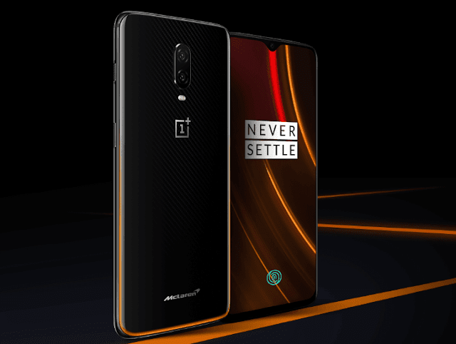OnePlus 6T McLaren Edition announced comes with 10GB RAM and 30W Warp Charge
