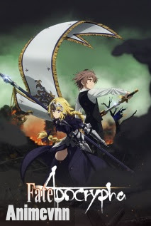 Fate/Apocrypha -  2017 Poster