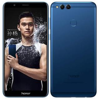 مواصفات وسعر والوان هواتف هواوي Mate 10 Lite و Honor 7X الجديدة