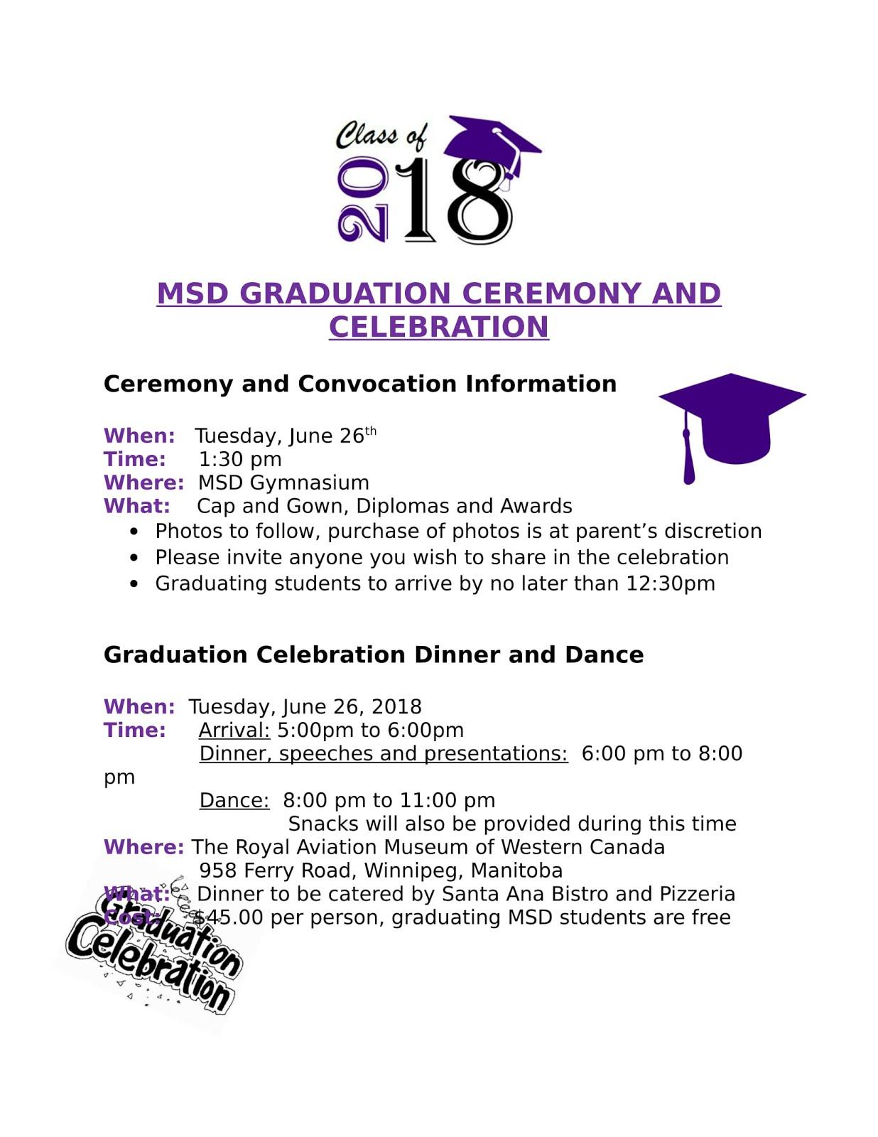 deaf centre manitoba inc msd graduation ceremony celebration