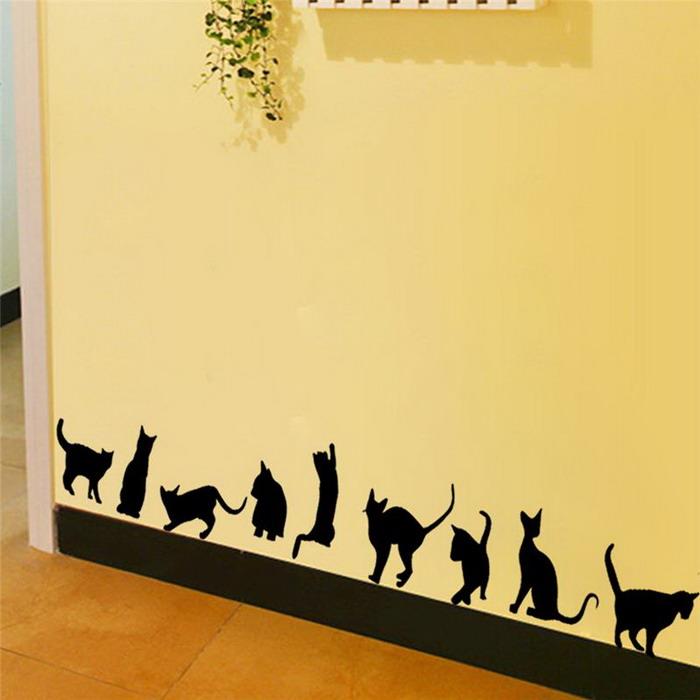 Cuadros modernos pinturas y dibujos c mo decorar paredes - Paredes con dibujos ...