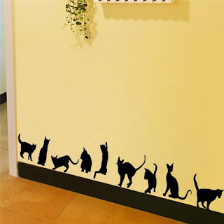 decorar-paredes-con-gatos-modernos