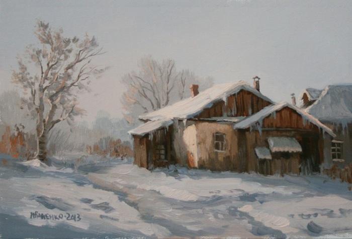 Мир, Покой и Любовь. Михаил Иваненко