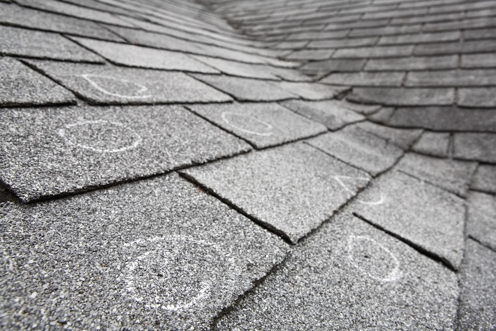 Image Result For How Does Hail Damage A Roof