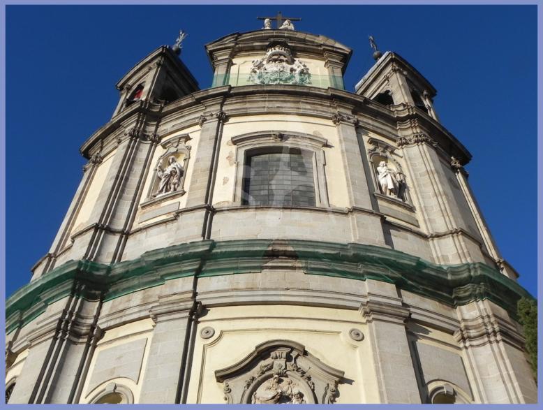 Seleccionarte bas lica pontificia de san miguel de - Arquitectos en espana ...
