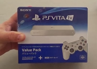 Sony PlayStation Vita TV, Sony PS Vita TV, PS Vita TV, Sony PS Vita TV Philippines